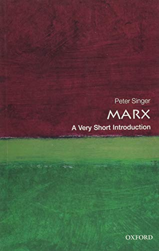 9780198821076: Marx: A Very Short Introduction (Very Short Introductions)