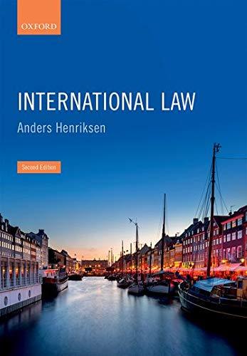 9780198828723: International Law