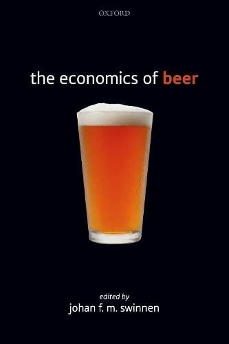 9780198833390: The Economics of Beer