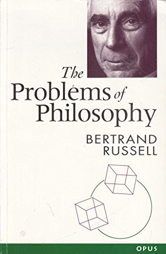 9780198880189: The problems of philosophy (Oxford paperbacks university series)