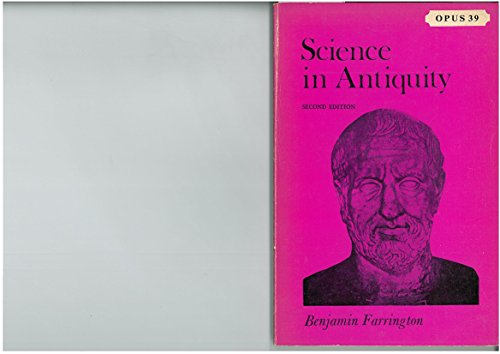 9780198880394: Science in Antiquity (Opus Books)
