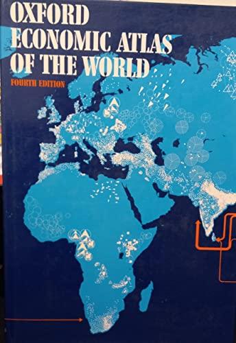 9780198941064: Oxford Economic Atlas of the World
