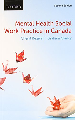 9780199001194: Mental Health Social Work Practice in Canada