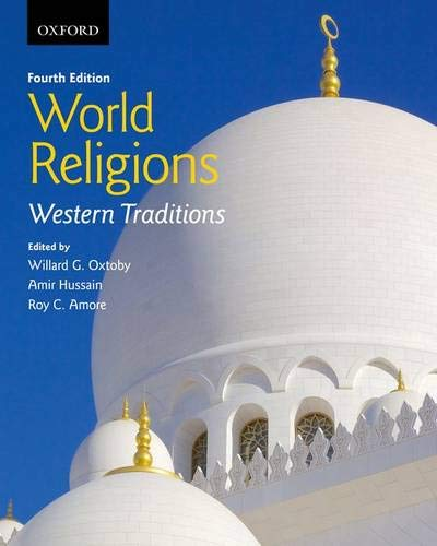 9780199002870: World Religions: Western Traditions