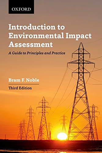9780199006342: Introduction to Environmental Impact Assessment: A Guide to Principles and Practice