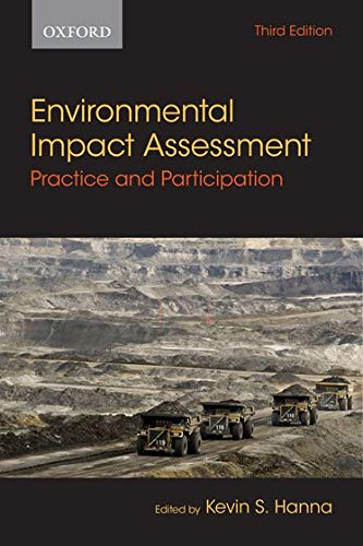 9780199006625: Environmental Impact Assessment: Practice and Participation