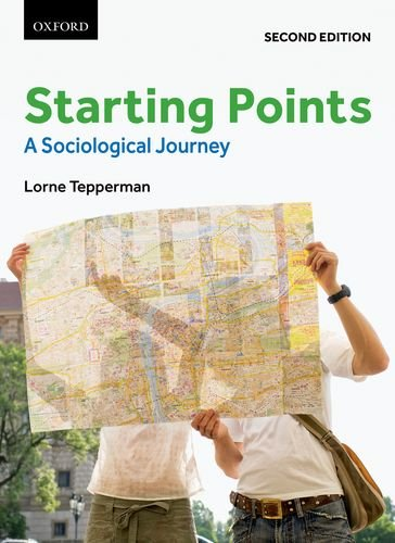 9780199006823: Starting Points : A Sociological Journey