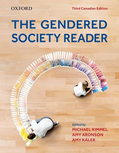 9780199006977: The Gendered Society Reader: Third Canadian Edition