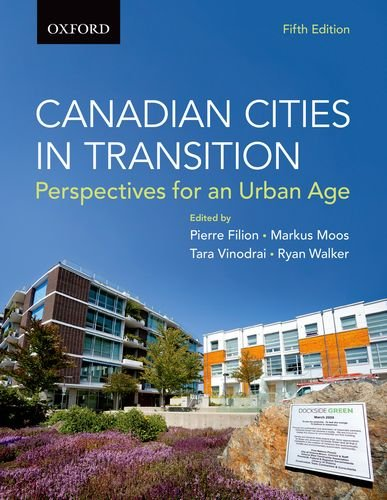 9780199008186: Canadian Cities in Transition: Perspectives for an Urban Age (5th Edition)
