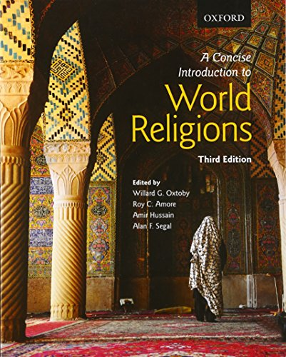 9780199008551: A Concise Introduction to World Religions