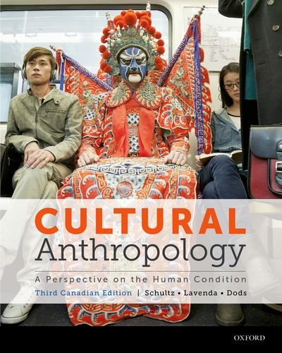 9780199009725: Cultural Anthropology: A Perspective on the Human Condition