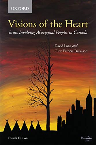 9780199014774: Visions of the Heart: Issues Involving Aboriginal Peoples in Canada