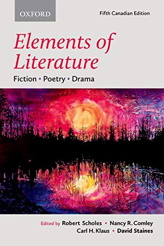 9780199014897: Elements of Literature - Fifth Canadian Edition