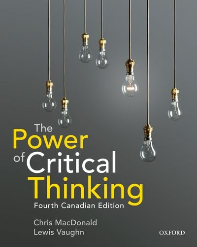9780199018680: The Power of Critical Thinking