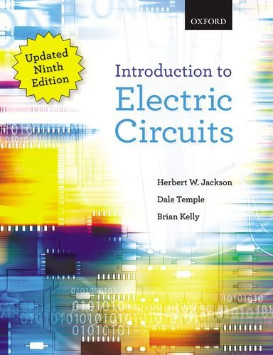 9780199020485: Introduction to Electric Circuits