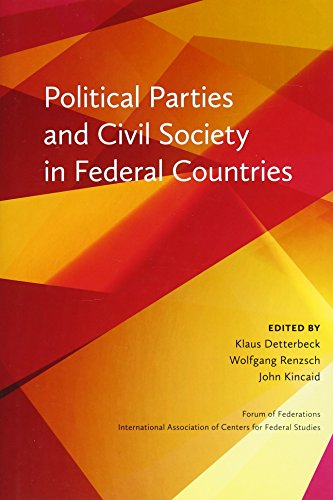 Political Parties and Civil Society in Federal Countries: Wolfgang Renzsch