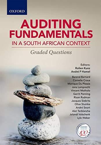 9780199044085: Auditing Fundamentals In A South African Context