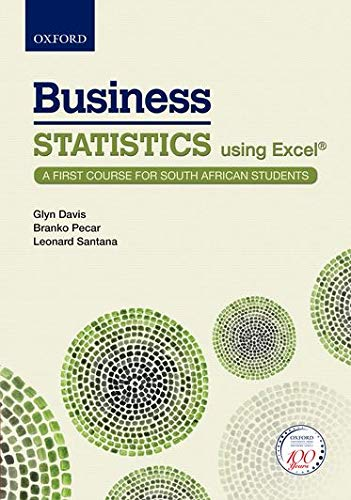 9780199044092: Business Statistics Using Excel