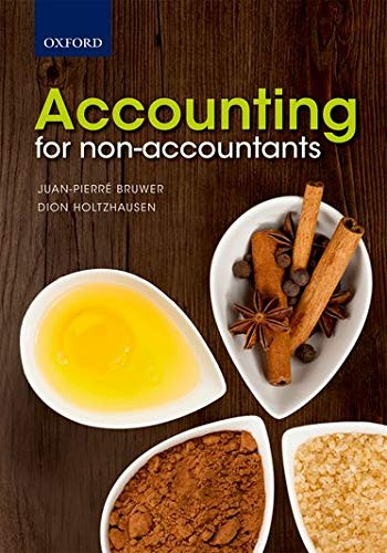 9780199047192: ACCOUNTING FOR NON-ACCOUNTANTS.