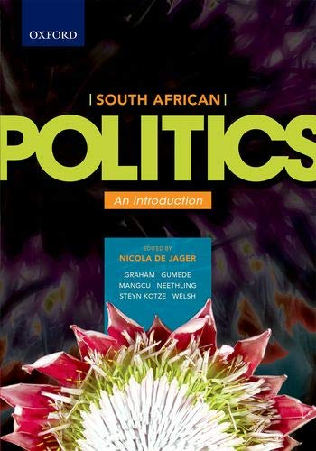 9780199050963: South African Politics: An Introduction
