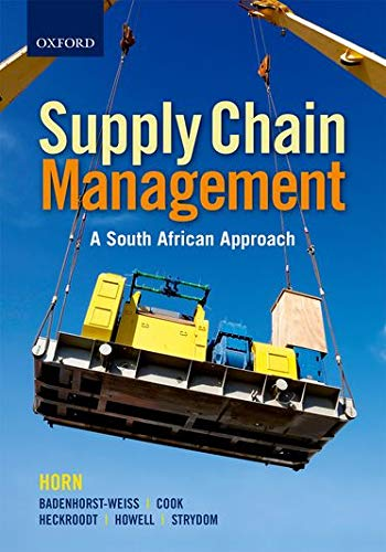9780199053551: Introduction to Supply Chain Management - A Logistics Approach