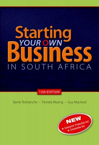 9780199055340: Starting Your Own Business in South Africa