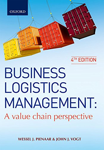 9780199057139: Business Logistics Management