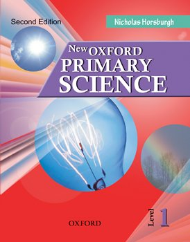 9780199060450: New Oxford Primary Science Book 1