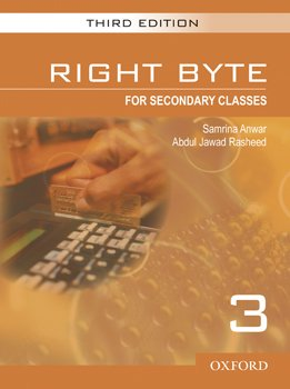 9780199060719: Right Byte Book 3 Third Edition