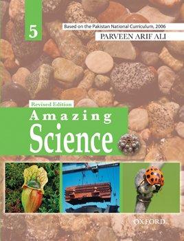 9780199062393: Amazing Science Book 5
