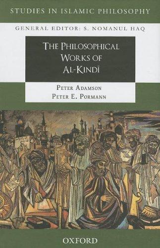 9780199062805: The Philosophical Works of al-Kindi (Studies in Islamic Philosphy)