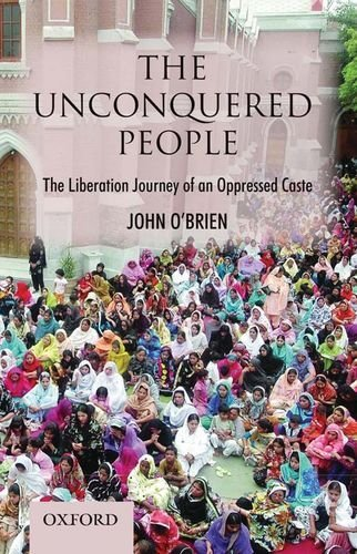 The Unconquered People. The Liberation of an Oppressed Caste.: O'BRIEN, J.,