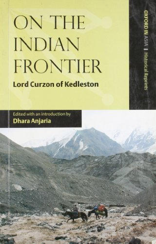 9780199063574: On the Indian Frontier