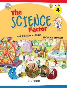 9780199064021: The Science Factor Book 4 + CD