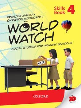 9780199064137: World Watch Skills Book 4