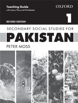 9780199064816: Secondary Social Studies for Pakistan Teaching Guide 1