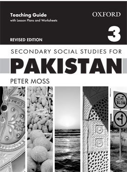 9780199064830: Secondary Social Studies for Pakistan Teacher's Guide 3 Revised Edition