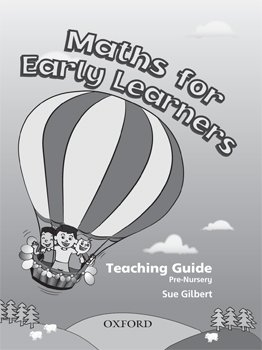 9780199064984: Maths for Early Learners, Pre-Nursery Teaching Guide