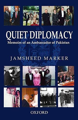 Quiet Diplomacy: Jamsheed Marker