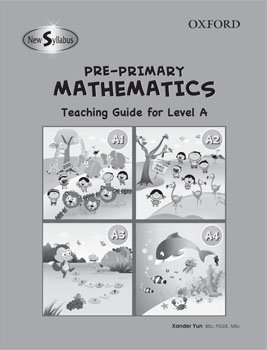 9780199066636: New Syllabus Pre-Primary Mathematics Level A Teaching Guide