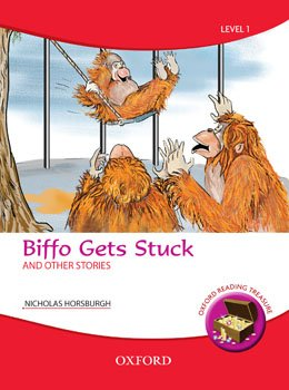 9780199067657: Oxford Reading Treasure: Biffo Gets Stuck and Other Stories