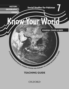 9780199067862: Know Your World Book Teaching Guide 7