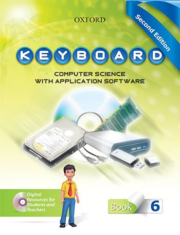 9780199068746: Keyboard Book 6 + CD