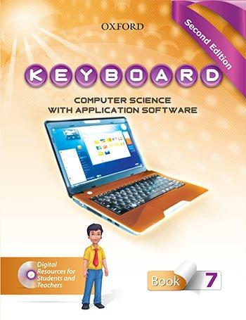 9780199068753: Keyboard Book 7 + CD