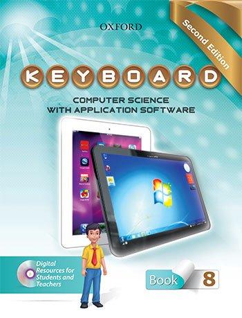 9780199068760: Keyboard Book 8 + CD