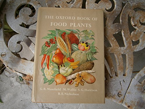 9780199100064: Oxford Book of Food Plants