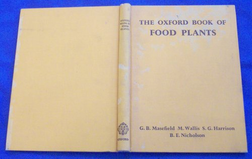The Oxford Book of Food Plants