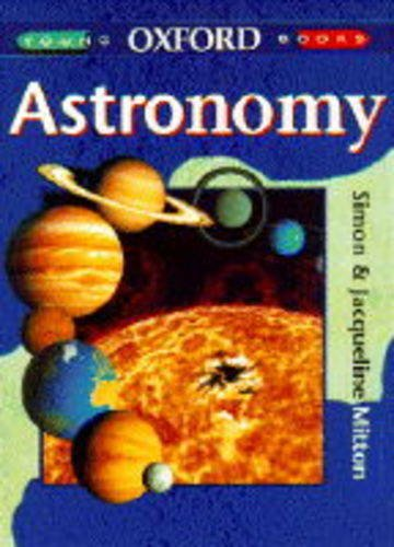 9780199100378: Astronomy (Young Oxford Books)