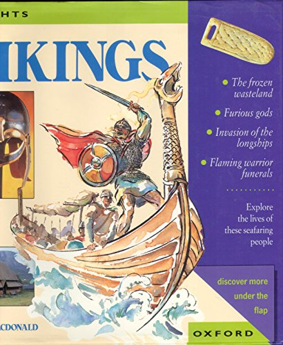 9780199100477: The Vikings (Insights Series)