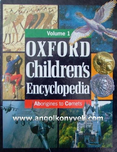9780199101399: Oxford Children's Encyclopedia